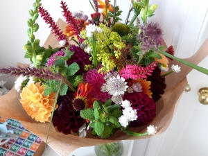 post-office-house-celebration-flowers