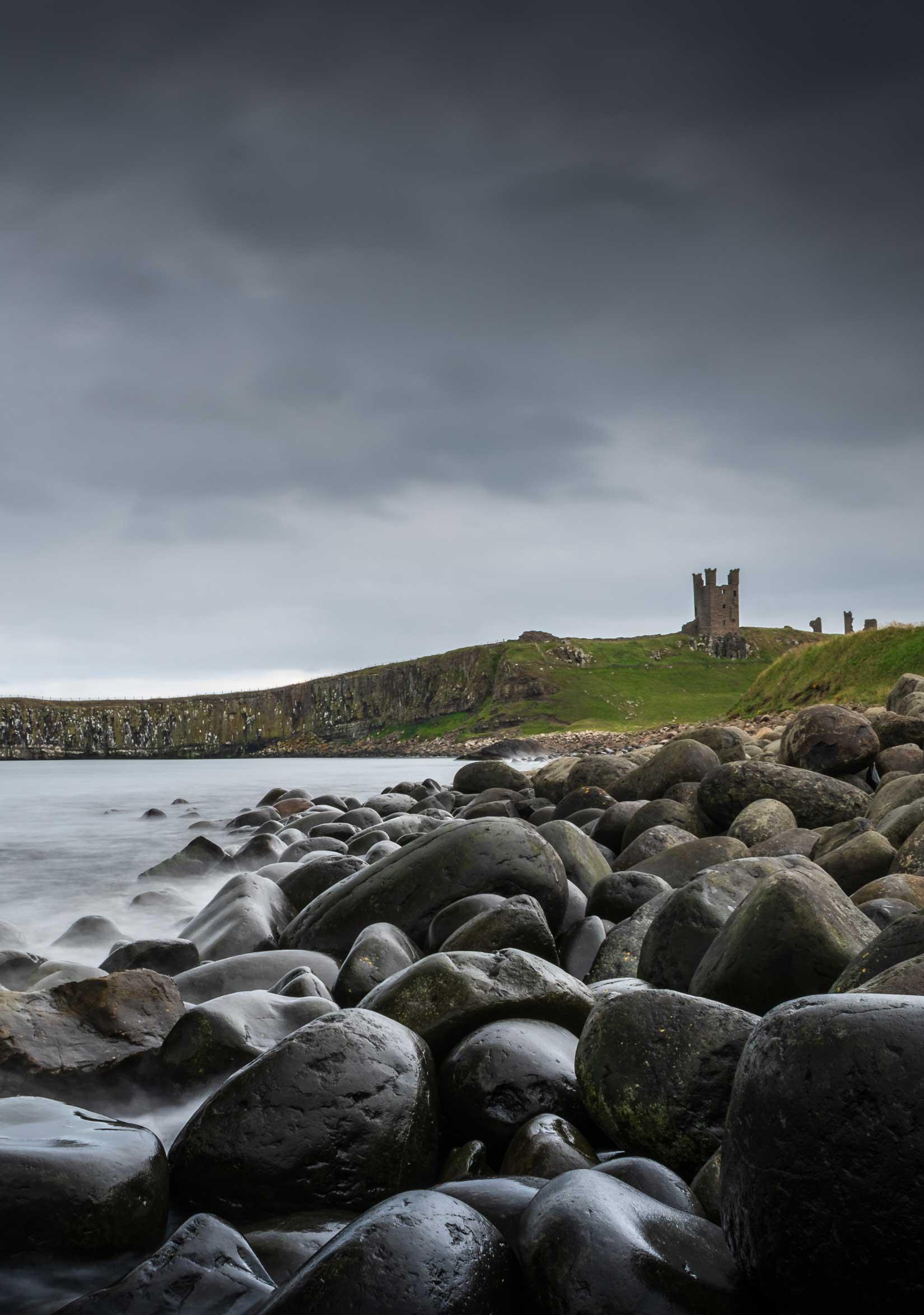 Death Rocks at Dunstanburgh Castle