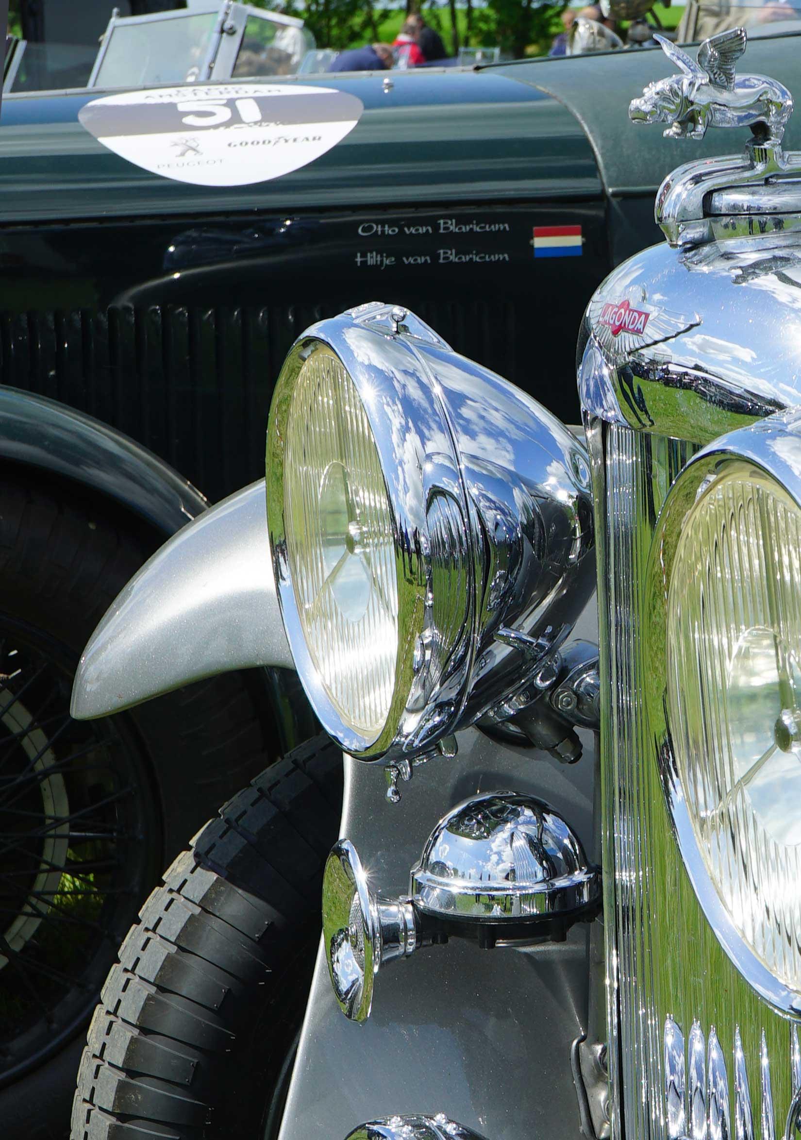 Lagonda M45 Rapid