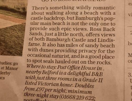 Brilliant Beaches with Sunday Telegraph Travel